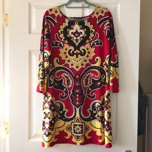 INC tunic dress